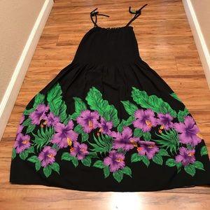 Dresses & Skirts - Hawaii flower dress